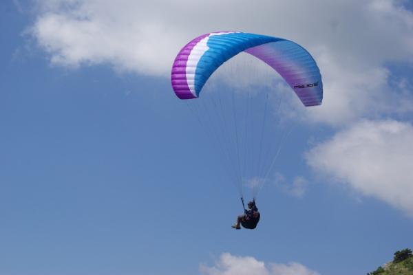 Ozone Paragliders параплан MOJO 5 обучение