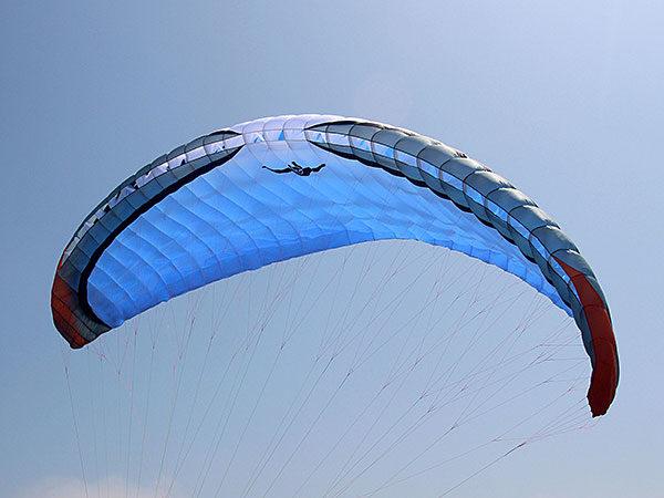 Windtech параплан Altair обучение