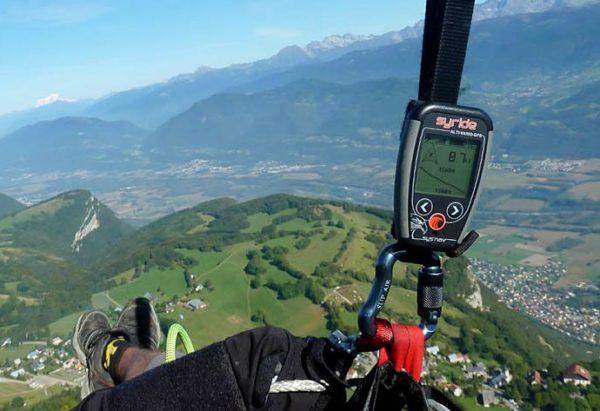 вариометры в помощь обучающимся летать на параплане
